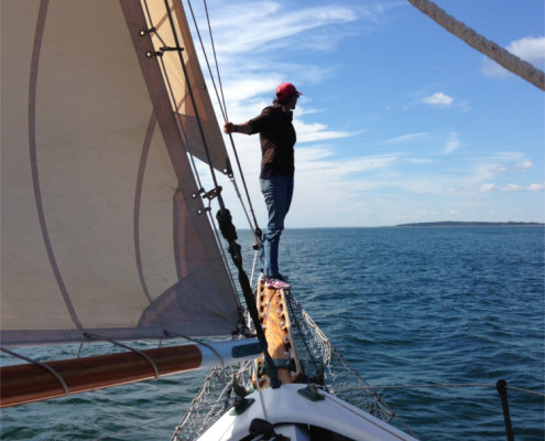 Sailor on ALERT