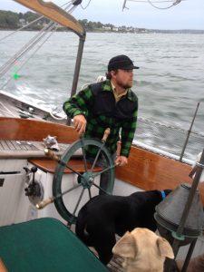 Perry sails ALERT